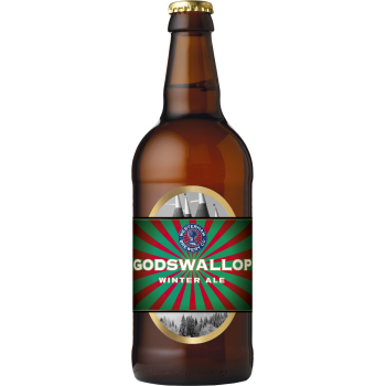 Godswallop Winter Ale 6 pack